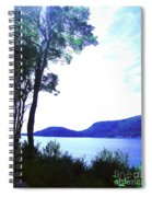 Some Sound Mt Desert Island Me Spiral Notebook
