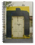 Somebody's Door Spiral Notebook