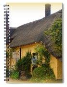 Somerset Tea Room Spiral Notebook