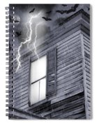 Something Wicked Spiral Notebook