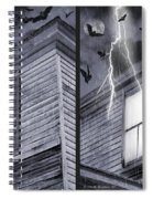 Something Wicked - Cross Your Eyes And Focus On The Middle Image Spiral Notebook