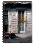 Somewhere In The French Quarter Spiral Notebook