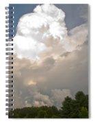 Somewhere... Spiral Notebook