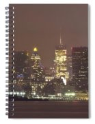 Song Of Liberty Spiral Notebook