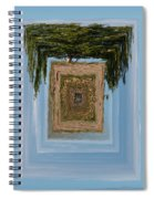Sorbus Square Spiral Notebook