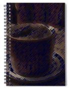 Souffle Spiral Notebook