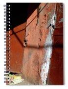 Souk In Marrakesh 06 Spiral Notebook