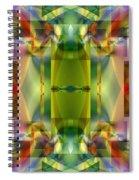 Soul Sanctuary 5 Spiral Notebook