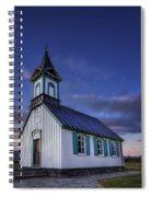 Soul Sanctuary Spiral Notebook
