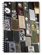 Sound Of Music ... Spiral Notebook
