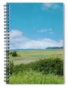 South Carolina Coastal Marsh Spiral Notebook