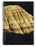 South Dakota Badlands Spiral Notebook