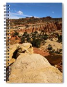 South Fruita Overlook Spiral Notebook