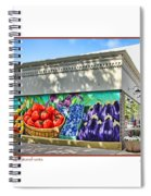 South Haven Storefronts Spiral Notebook