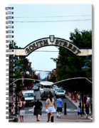 South Street - Philadelphia Spiral Notebook