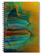 South Western Influence Spiral Notebook