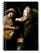 Southern Jam By The Cdb Spiral Notebook
