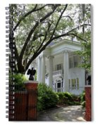 Southern Living Spiral Notebook