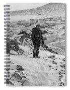 Southpole-antarctica-photos-4 Spiral Notebook