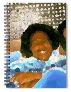 Spa Divas Spiral Notebook