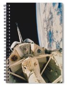 Space Shuttle Columbia Spiral Notebook