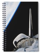 Space Shuttle Endeavour Spiral Notebook
