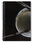 Space: Sputnik 1, 1957 Spiral Notebook