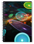 Space Travel In 2112 Spiral Notebook