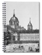 Spain: El Escorial, C1860 Spiral Notebook