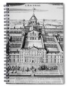 Spain: El Escorial Spiral Notebook