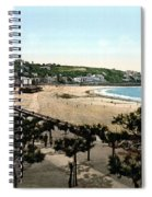 Spain: San Sebastian Spiral Notebook