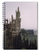 Spanish Castle Spiral Notebook