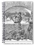 Spain: Sherry Production Spiral Notebook