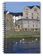 Spanish Arch, Galway City, Ireland Spiral Notebook
