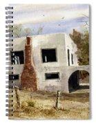 Spanish Mansion Spiral Notebook