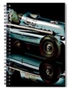 Spark Plug Spiral Notebook