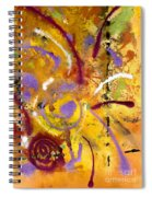 Sparks Of The Love I Feel For You Spiral Notebook