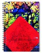 Speak Out Spiral Notebook
