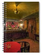Speakeasy Club -- Butte Montana Spiral Notebook