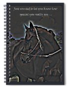 Special Thoughts Spiral Notebook