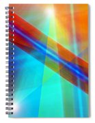 Spectrum Correction Spiral Notebook