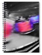 Speedster Spiral Notebook