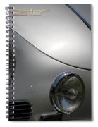 Speedster Spiral Notebook