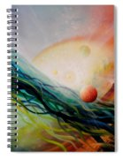 Sphere Gl2 Spiral Notebook