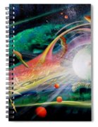 Sphere Metaphysics Spiral Notebook