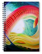 Sphere Serpula 2 Spiral Notebook