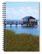 Spi Birding Center Boardwalk Spiral Notebook