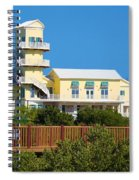 Spi Birding Center From The Boardwalk Spiral Notebook
