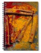 Spices Spiral Notebook