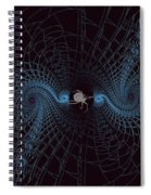 Spiders Lair Spiral Notebook